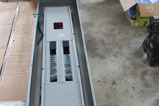SIEMENS 400AMP BREAKER BOX