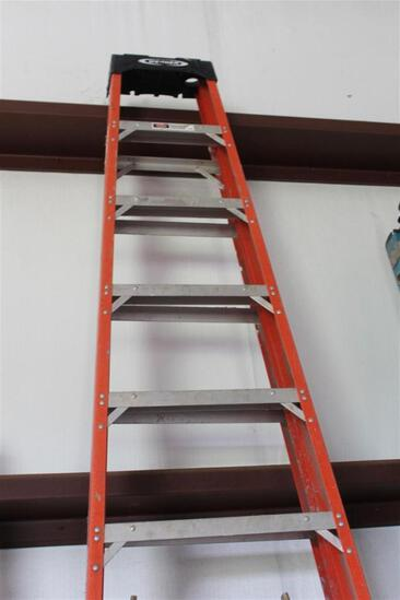 WERNER 12' STEP LADDER
