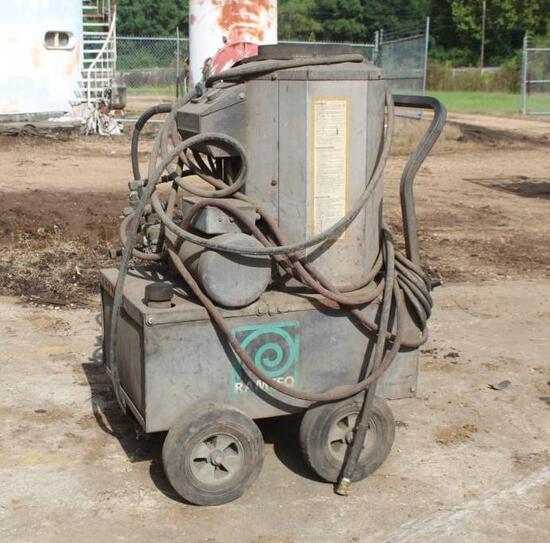 Ramteq AV500 Series Steam Cleaner
