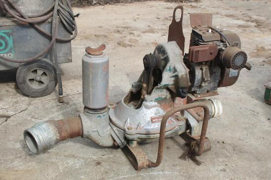 Gas Powered Trash Pump - PARTS ONLY