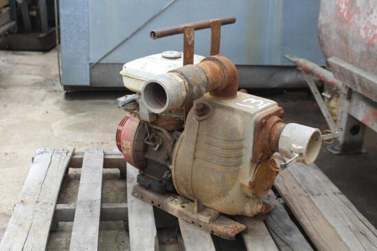 """7HP Honda 3"""" Water Pump - PARTS ONLY"""
