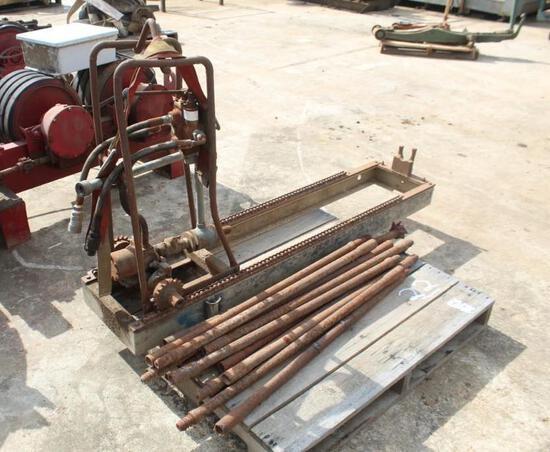 Hydraulic Drill w/ Drill System