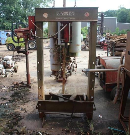 Ramco 50 Ton Hydraulic Press
