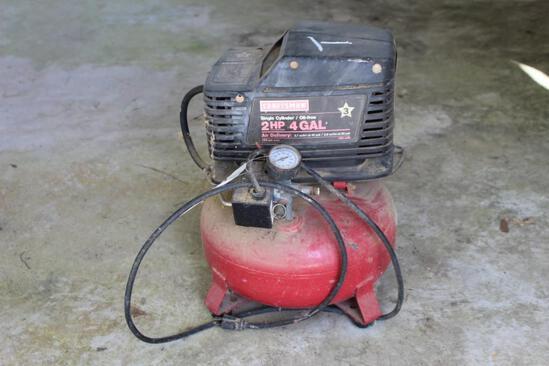 Craftsman 2HP 4 Gallon Air Compressor