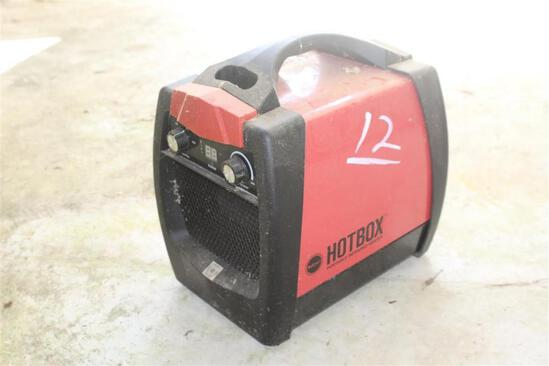 Hot Box Portable Infrared Heater