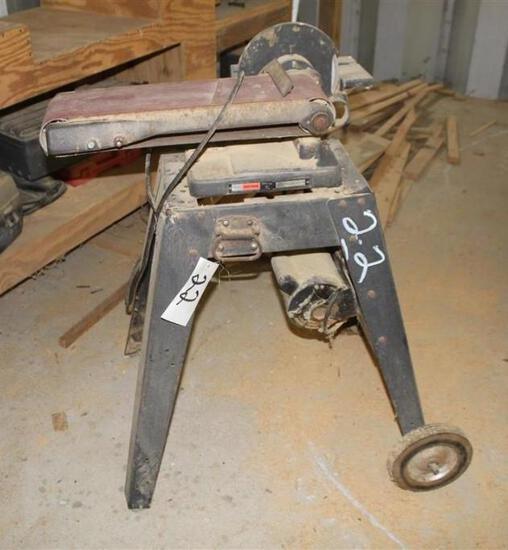 Craftsman Model 113.225930 Belt Sander