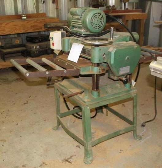 Grizzley 15 Inch Planer Model: G1021 sn: 419701