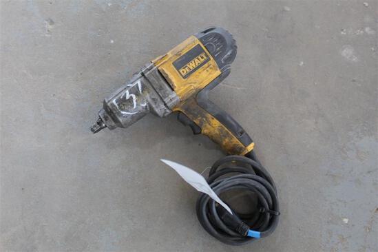 """Dewalt 1/2"""" Electric Impact Drill - DW293"""