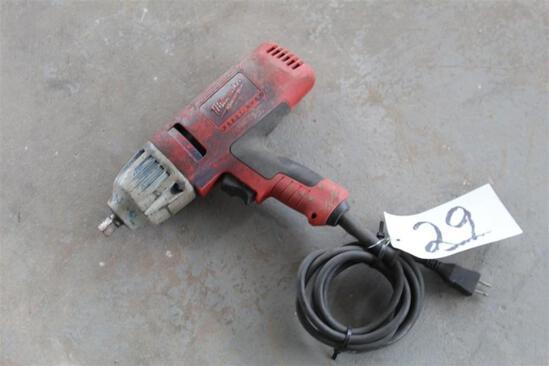 "Milwaukee 1/2"" Electric Impact Drill - CAT9070-20"