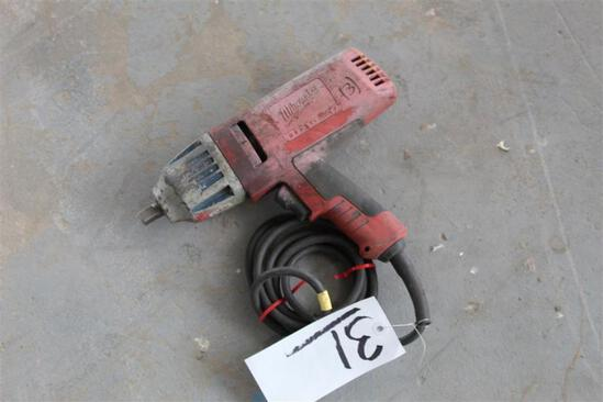 "Milwaukee 1/2"" Electric Impact Drill - CAT9070-20"