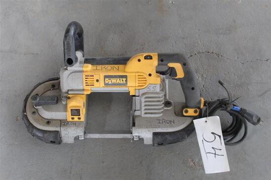 Dewalt Electric Bandsaw - DW120
