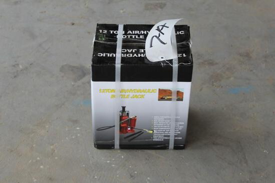 12 Ton Hydraulic Jack