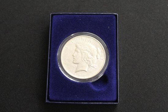 1927 SILVER DOLLAR