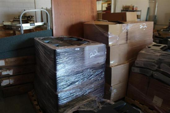 (4) Pallets of Promethean Projection equipment - Some appear unused