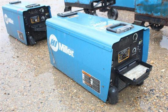 Miller CMT450CC/CV (SN: ME292690U)