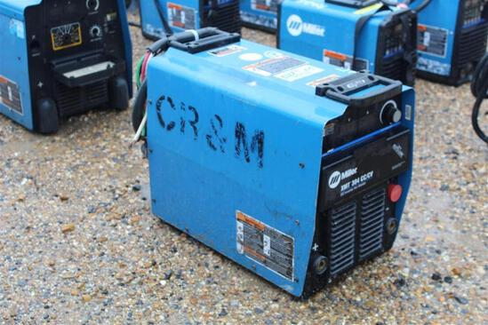 Miller XMT 340 CC/CV (SN: MC920473U)