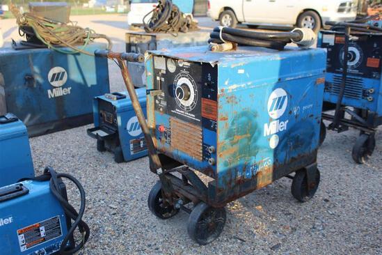 Miller Dialarc 250 AC/DC (SN: JJ391296)