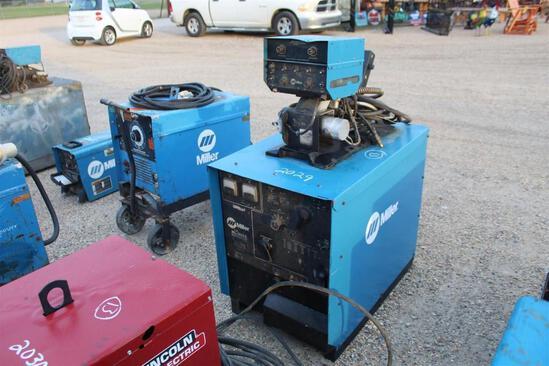 Lincoln Electric Idealarc 250 (SN: JA793026)