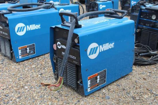 Miller XMT350 Welding Inverter - SN: LG330074A
