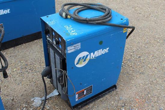 Miller Pipe Pro 450 RFC (SN: LJ14006G)