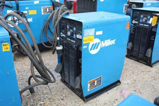 Miller Pipe Pro 450 RFC (SN: LJ090015G)