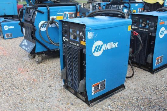 Miller Pipe Pro 450 RFC (SN: LJ300099G)