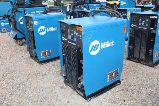 Miller Pipe Pro 450 RFC (SN: LJ240158G)
