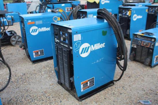 Miller Pipe Pro 450 RFC (SN: LJ090016G)