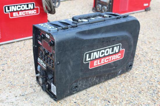 Lincoln Electric 25M PowerFeed (SN: U1161206110)