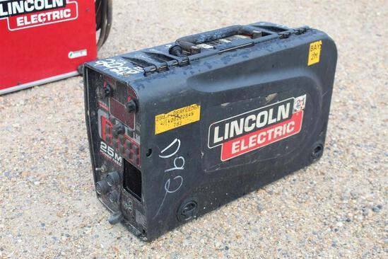 Lincoln Electric 25M PowerFeed (SN: U1100202845)