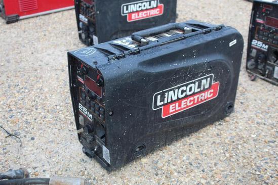 Lincoln Electric 25M PowerFeed (SN: U1160706299)