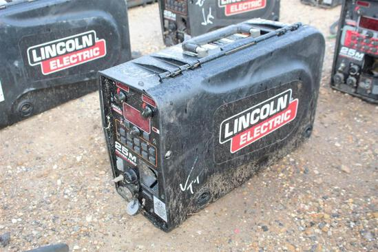 Lincoln Electric 25M PowerFeed (SN: U1161208103)
