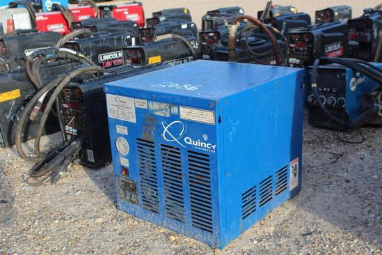 Quincy Refrigerated Air Dryer (SN: J024657)