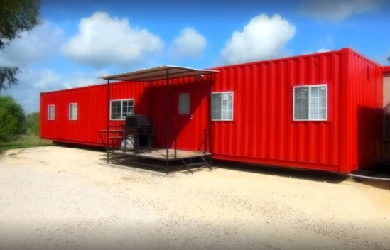 Container House Online Only Auction