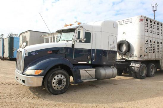 2009 PETERBILT 389 SLEEPER CAB
