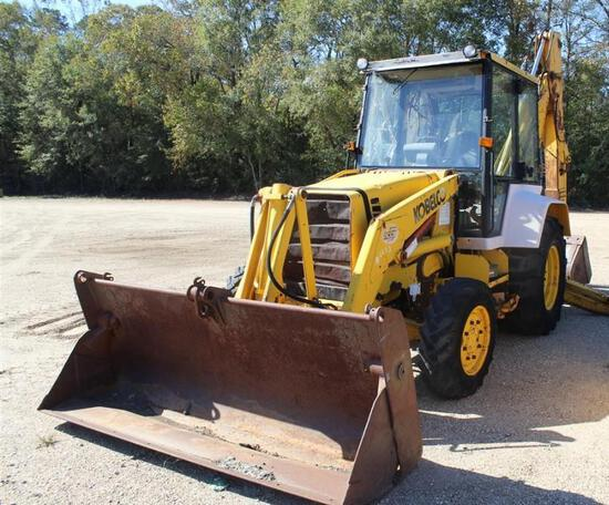 KOBELCO TLK760 BACKHOE PARTS/REPAIRS