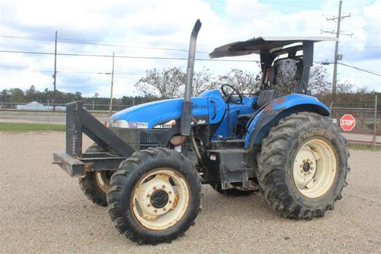 NEW HOLLAND TB110 TRACTOR
