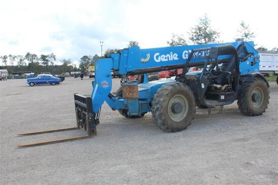 2014 GENIE GTH-1056 TELESCOPIC BOOM LIFT