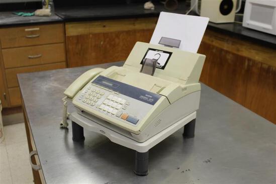 Brother Intell Fax 1270 Plain Paper Facsimile Fax Machine
