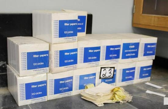 Appox 6500 Filter Papers