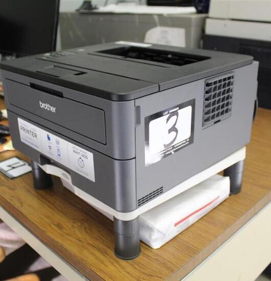 Brother Genuine HL-L2370DW Laser Compact Printer