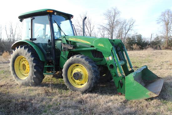 Deloy Smith Jr. Farm Equipment Auction