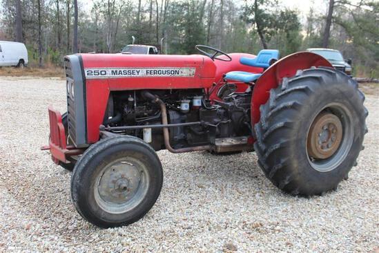MASSEY FERGUSON 250 Farm Tractor