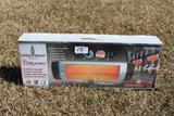 TORANO Indoor/Outdoor Infrared Patio Heater