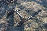 Rest Mount Hay Spear Implement