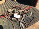 Lot of Misc. Leather Bridles