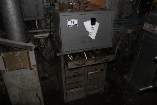 Metal Cabinet with Injection Molding Tooling