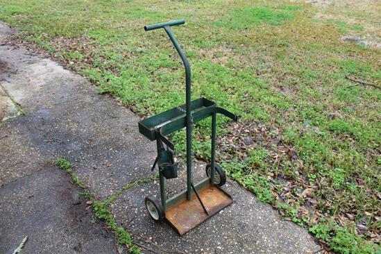 Anthony Welded Products Bottle Cart