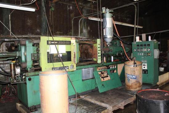 1974 Kawaguchi JEKS-180 Injection Molding Machine