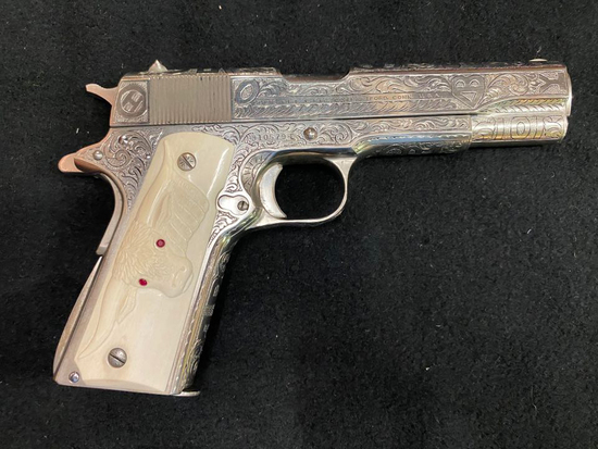 High Value Gun and Estate Collection Auction